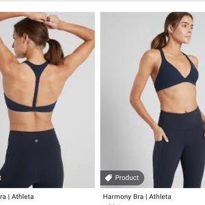 ATHLETA   2 pack Harmony bra size M